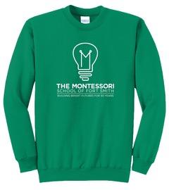Green Sweater