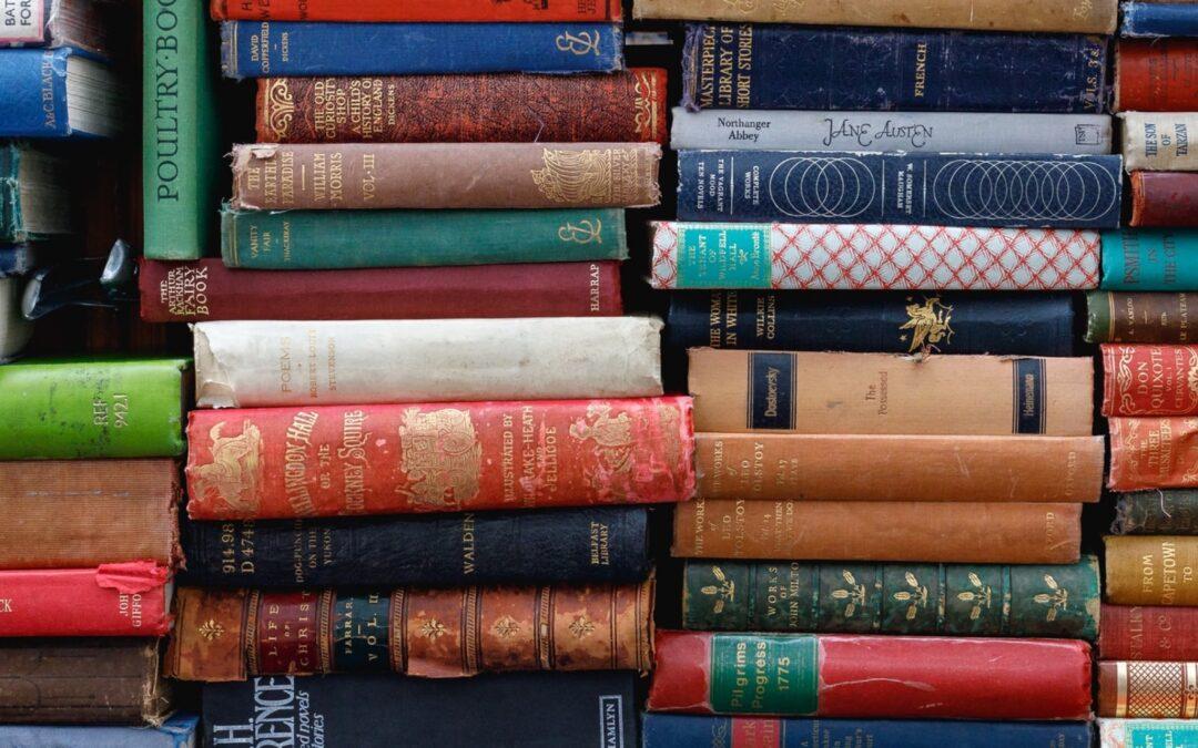 Staff Favorites (Books)